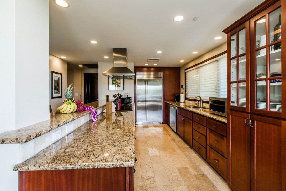 A207 Gourmet Kitchen