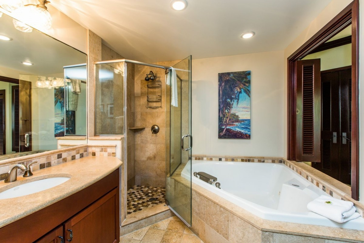 A207 Master Bathroom Shower