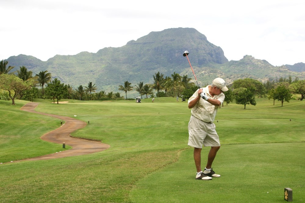 Pili Mai Kiahuna Golf Course nearby