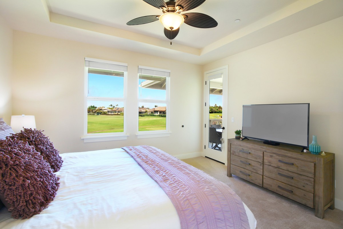 Pili Mai 6 L Master Bedroom View with 50