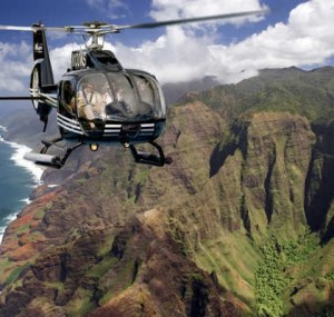napali coast helicopter tour