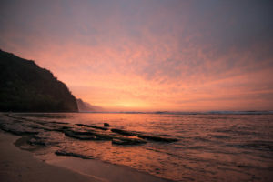 best places to watch kauai sunset