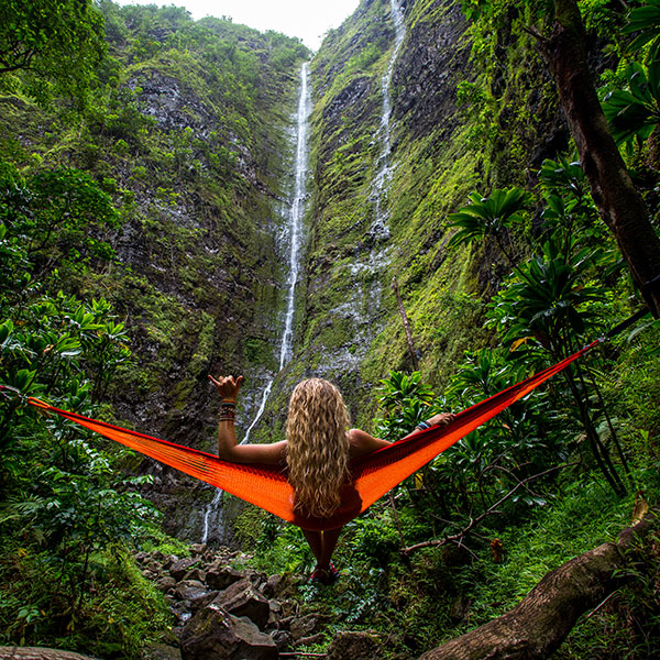 Kauai Island National Park