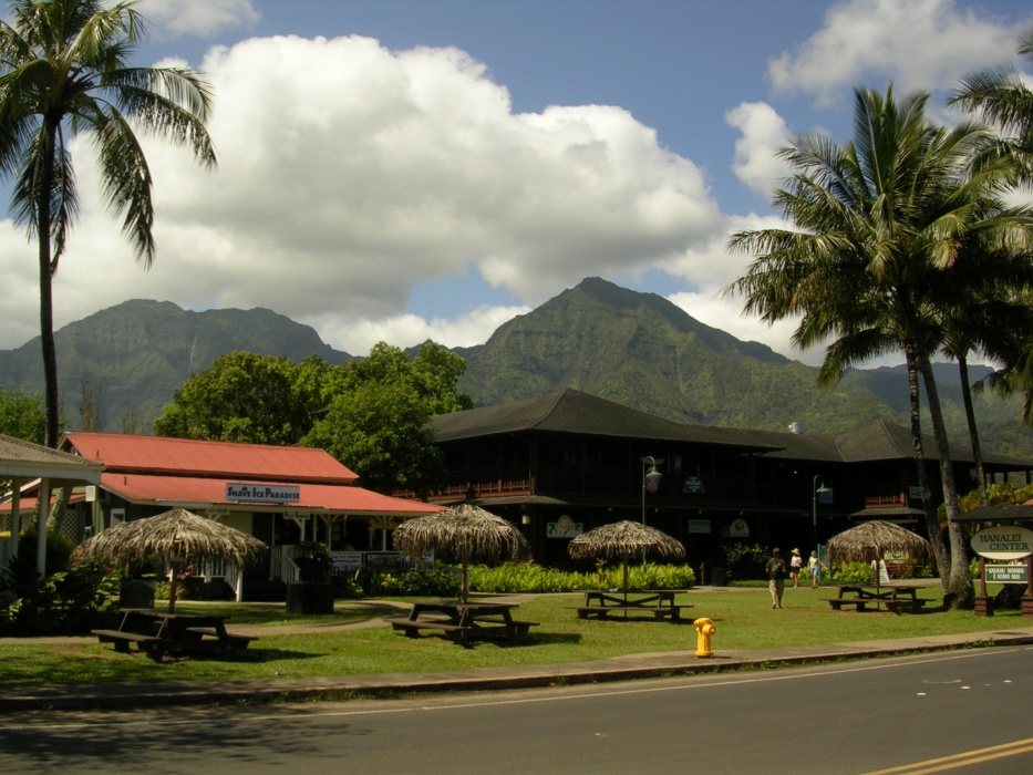 Hanalei Town On Kauai S North Shore
