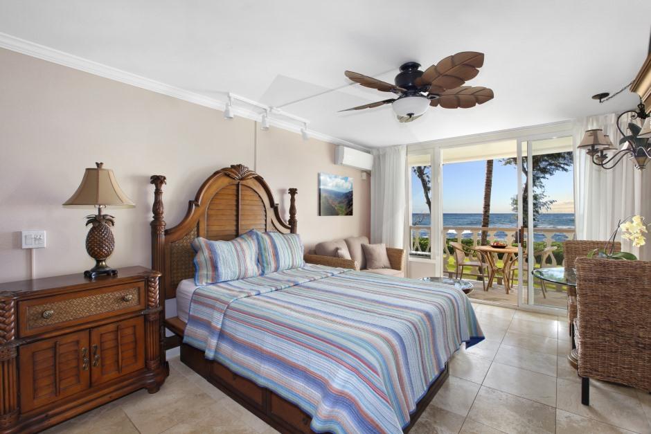 oceanfront kauai condos for rent